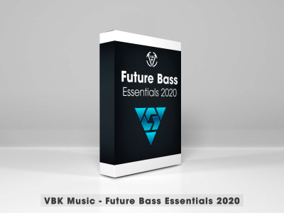 VBK Music - Future Bass Samples Pack 2020